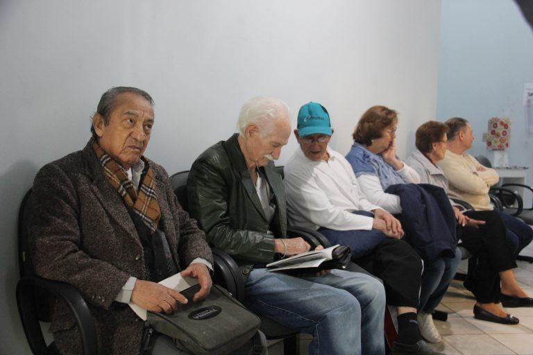 Mutirão de cardiologia para idosos segue até setembro