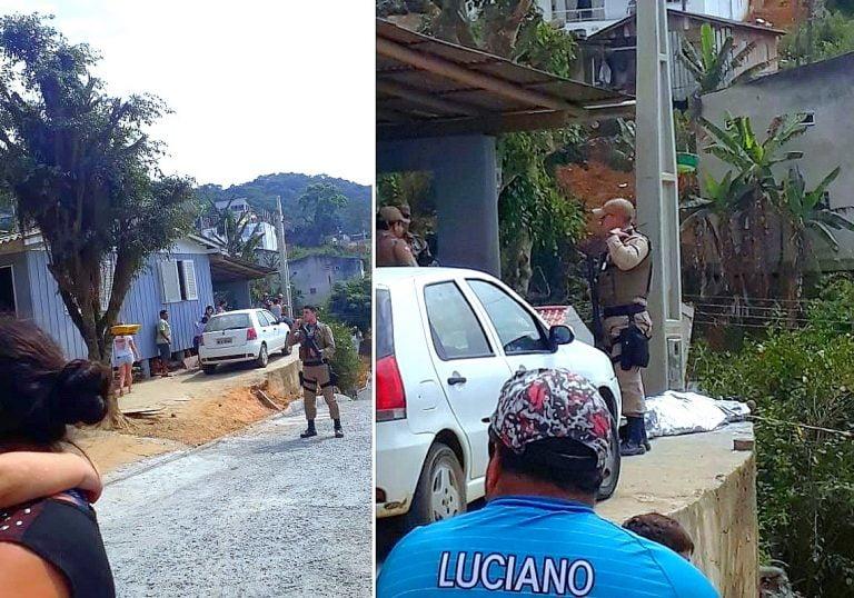 Rapaz é morto com tiro no peito no bairro Monte Alegre