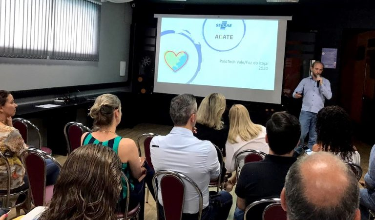 PoloTech: ideias, projetos e eventos unificam BC e 3 municípios do Vale do Itajaí